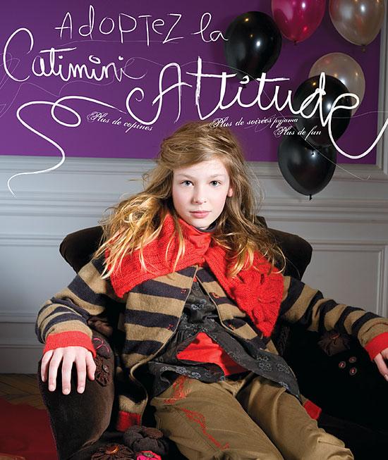 Catimini collection automne-hiver - 09