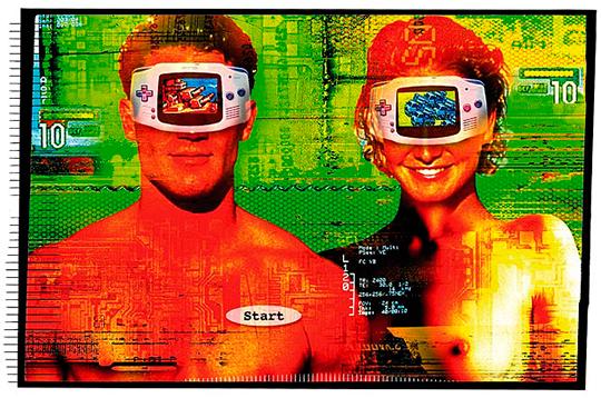 """""""La Game Boy passe à l'âge adulte - Presque plus fort que le sexe ! """" - LE MONDE"""