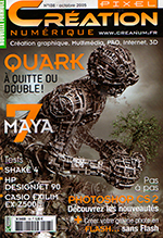 magazine creation numerique