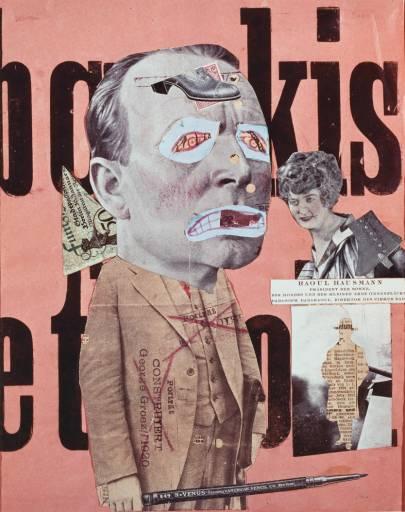Le Critique d'art - Der Kunstkritiker (1919-1920)