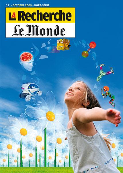Magazine La Recherche -  Le Monde