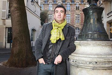 Guillaume Clavières © Photo Vincent Capman