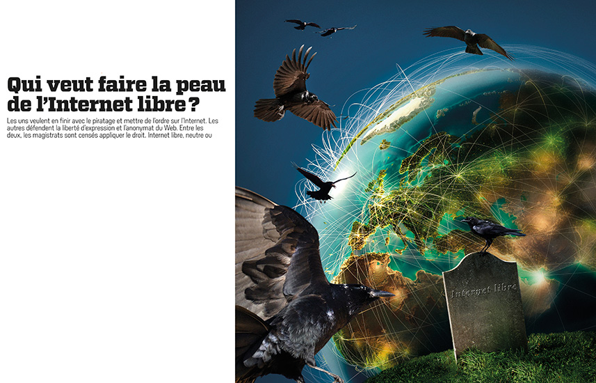 Magazine Micro Hebdo n° 734
