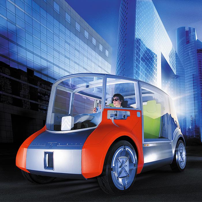 Citroën - Mondial de l'Auto